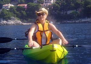 Kayak Brela Short Tour